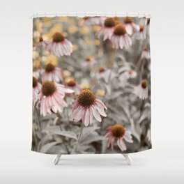 Her Dreams Came Into Full Bloom Shower Curtain
