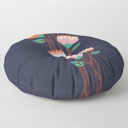 Benoít Flowers Floor Pillow
