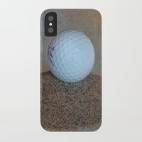 golf iPhone & iPod Cases featuring Golf by LoRo  Art & Pictures