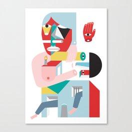 Babu Canvas Print