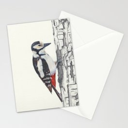 Tree Knocker Stationery Cards