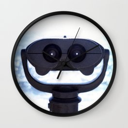 I See You! Wall Clock