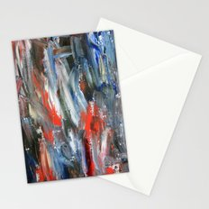 Untitled Abstract #6 Stationery Cards