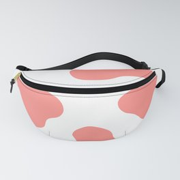 Moo red  Fanny Pack