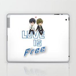Love is Free Laptop & iPad Skin