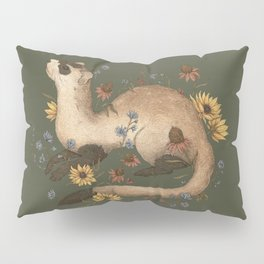 Black-footed Ferret Pillow Sham