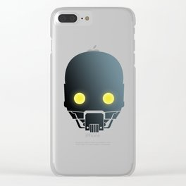 K-2S0 - Rogue One Clear iPhone Case