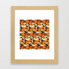 Daisy Chain Framed Art Print