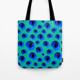 Art Deco   Modern Art   Vibrant Colors   Pastels   Art   ROSES Tote Bag