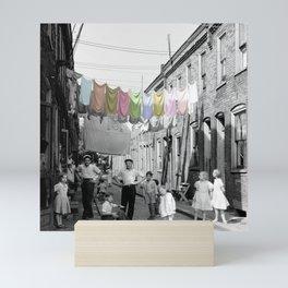 Laundry Day 2 Mini Art Print