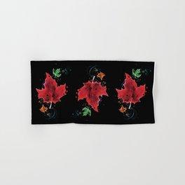 Maple Aurora Borealis Hand & Bath Towel