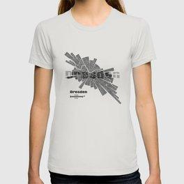 Dresden Map T-shirt