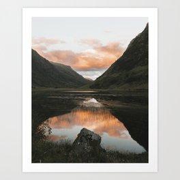 Time Is Precious - Landscape Photography Kunstdrucke