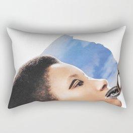 Falling skies Rectangular Pillow