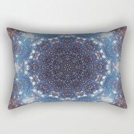 Space Mandala no11 Rectangular Pillow
