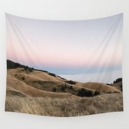 Untitled Sunset #2 Wall Tapestry