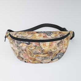 African animals Fanny Pack