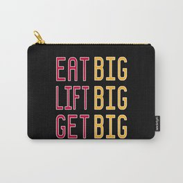 Big x 3 (#8) Carry-All Pouch