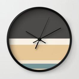 Trésor public Wall Clock