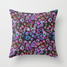 Amelie {#4B} Throw Pillow