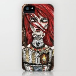Gehenna iPhone Case