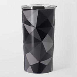 Geometric pyramids V7 Travel Mug
