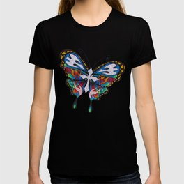 Christianity Themed Butterfly Art T-shirt