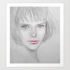 Page Art Print