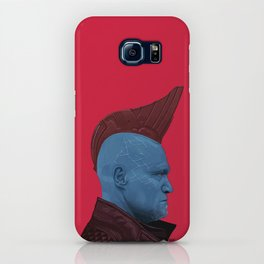 blue space daddy iPhone Case