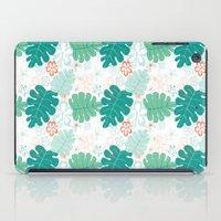 hawaiian iPad Cases featuring Hawaiian Holidaze by Pamela Hamilton Designs