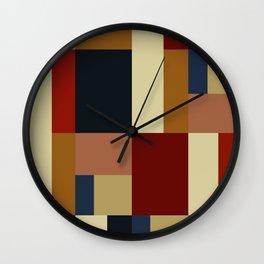 BAUHAUS DAYLIGHT Wall Clock