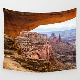 Mesa Arch / Canyonlands Wall Tapestry