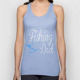 FISHING DAD Tee Unisex Tank Top