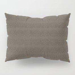 Maya pattern 2  Pillow Sham
