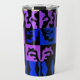 Possive / Negative Travel Mug