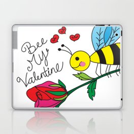 Bee My Valentine Laptop & iPad Skin
