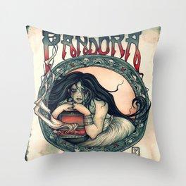 Pandora Throw Pillow