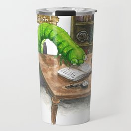 Little Worlds: The Library Travel Mug