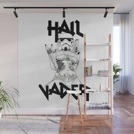Hail Vader Wall Mural