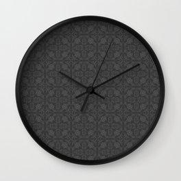 Beetles I Wall Clock