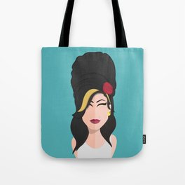 Dead Celebs Volume 1: Amy Tote Bag