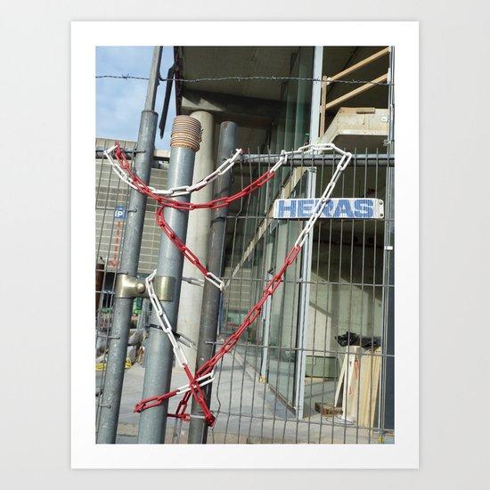Urban Jungle 35 Art Print