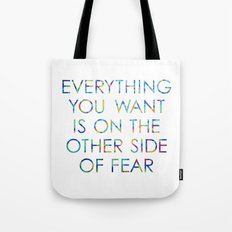 Everything You Want Tote Bag