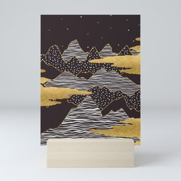 Starry Sky Mini Art Print