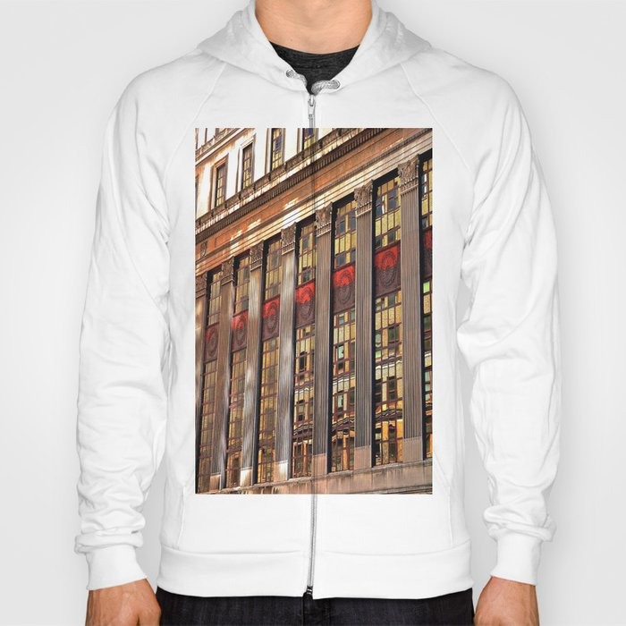 Downtown Reflections Hoody