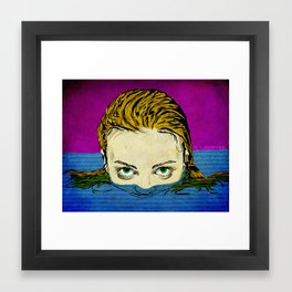 Mashhh Framed Art Print