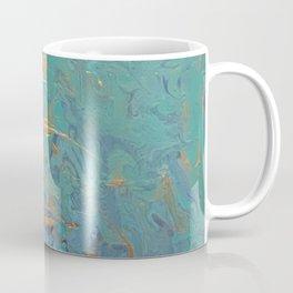 Sunlit Lagoon Coffee Mug