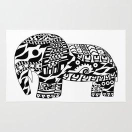 Mr elephant ecopop Rug