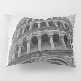 Leaning Tower of Pisa Pillow Sham