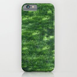 Speckled Turf iPhone Case